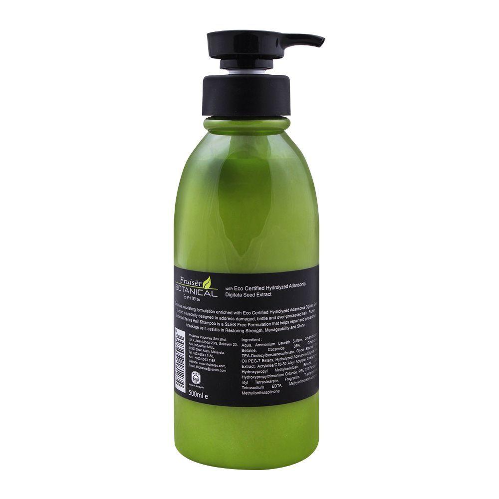 Fruiser Botanical Series Nourishing Shampoo, 500ml