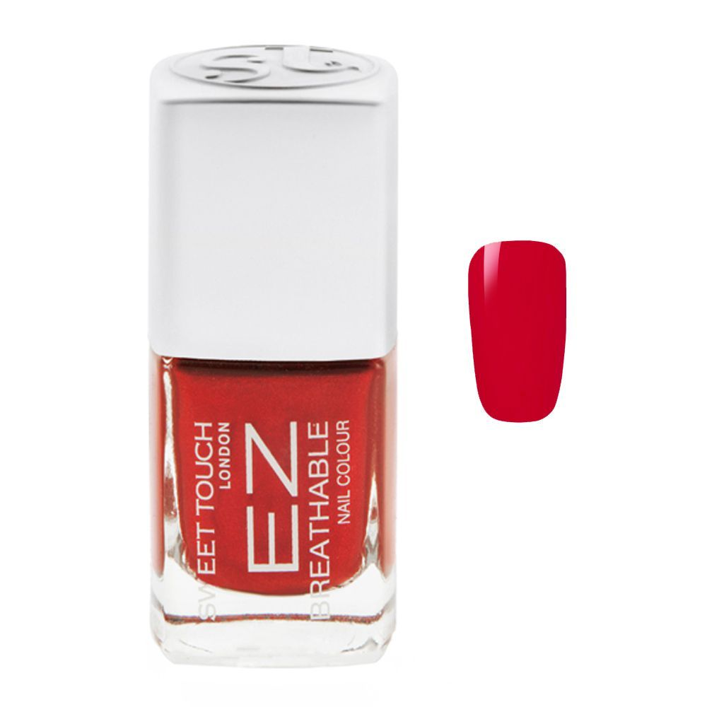 Buy St London Ez Breathable Nail Colour St205 Pomegranate Online At Special Price In Pakistan Naheed Pk