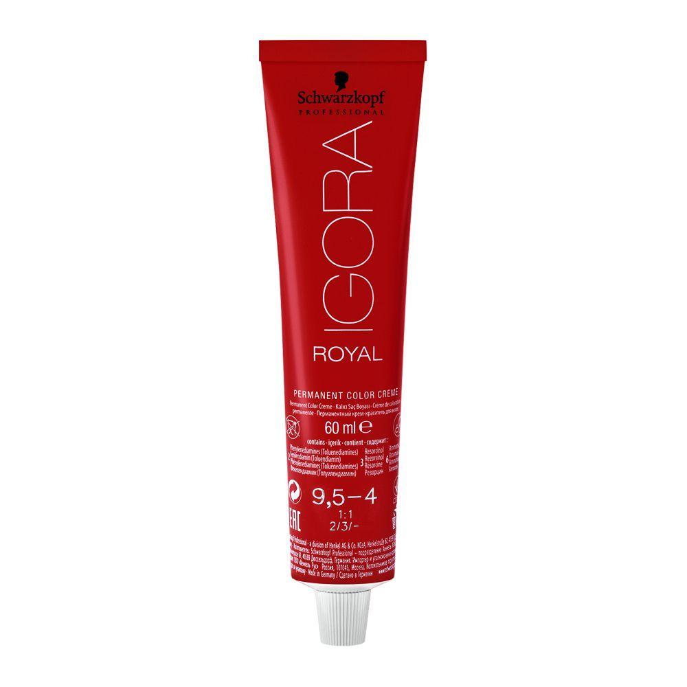 Buy Schwarzkopf Igora Royal Hair Colour 9 5 4 Pastel Beige Online At Best Price In Pakistan Naheed Pk