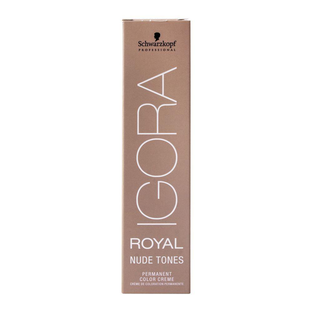 Schwarzkopf Igora Royal Nude Tones 8-46 Light Blonde Beige