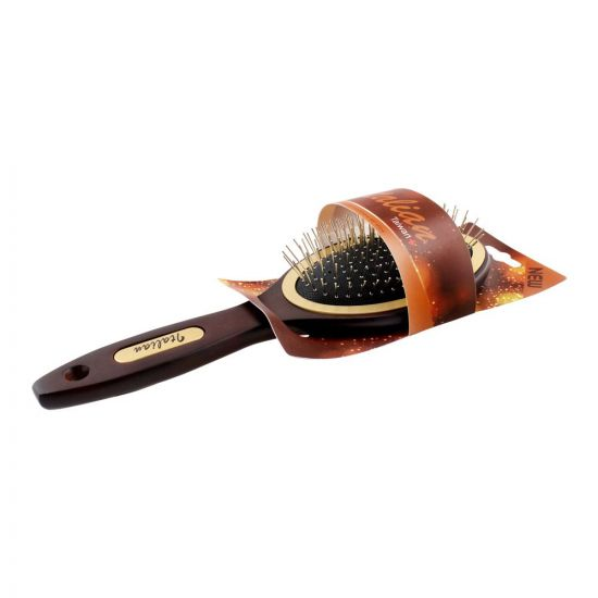 Italia Hair Brush, Oval Shape, Large, 7290CLW