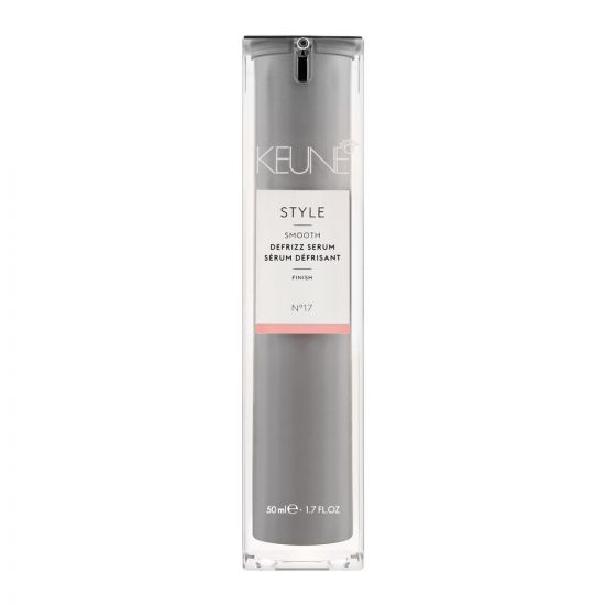 Keune Style Smooth Defrizz Serum, Finish, N-17, 30ml