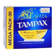 Buy Tampax Protective Skirt Regular Tampons, Perfume Free ...