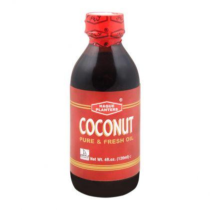 Haque Planters Coconut Oil, 130ml