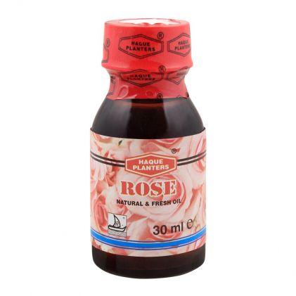 Haque Planters Rose Oil, 30ml
