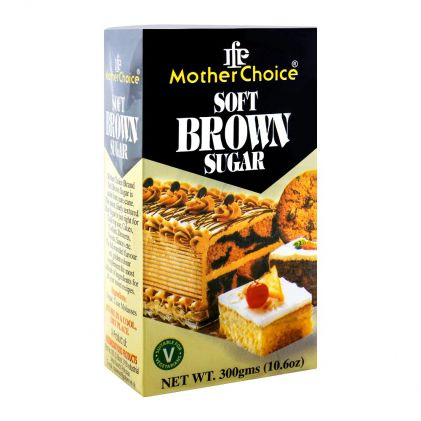 MotherChoice Soft Brown Sugar 300g