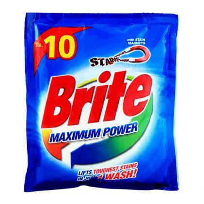 Brite Maximum Power Detergent Powder 35g