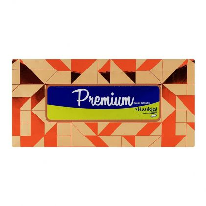 Hankies Premium Facial Tissue 200x2 Ply