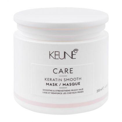 Keune Care Keratin Smooth Hair Mask, 200ml