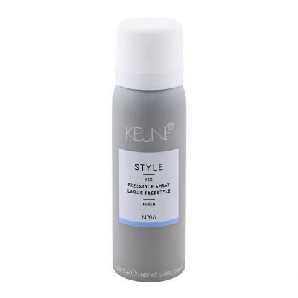 Keune Style Fix Freestyle Spray, Finish, N-86, 75ml