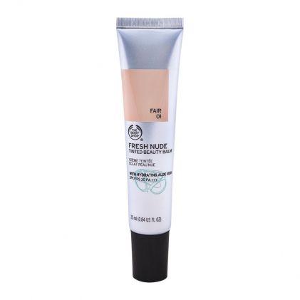 Fresh Nude Tinted Beauty Balm 02 Medium Fair 25 ml   The