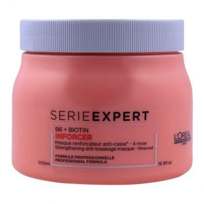 L'Oreal Professionnel Serie Expert B6 + Biotin Inforcer Masque, 500ml