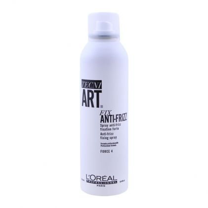 L'Oreal Professionnel Tecni Art Fix Anti-Frizz Force Fixing Spray, 250ml
