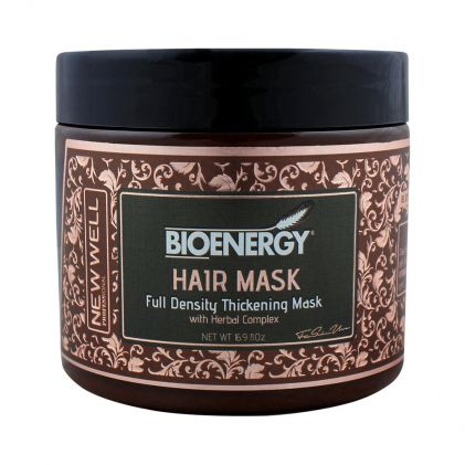 Bioenergy Full Density Thickening Mask With Herbal Complex, 500ml