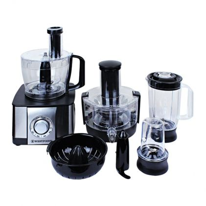 West Point Professional RoboMax Food Processor, WF-8819