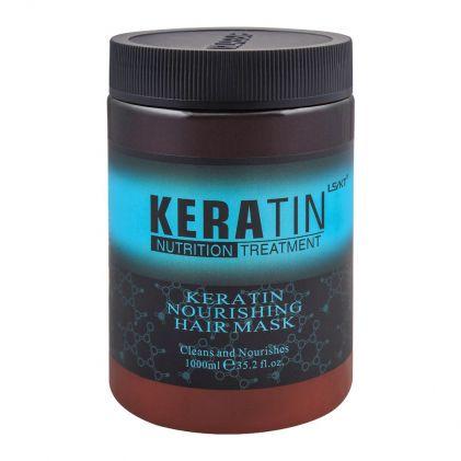 Keratin Nutrition Treatment Keratin Nourishing Hair Mask, 1000ml