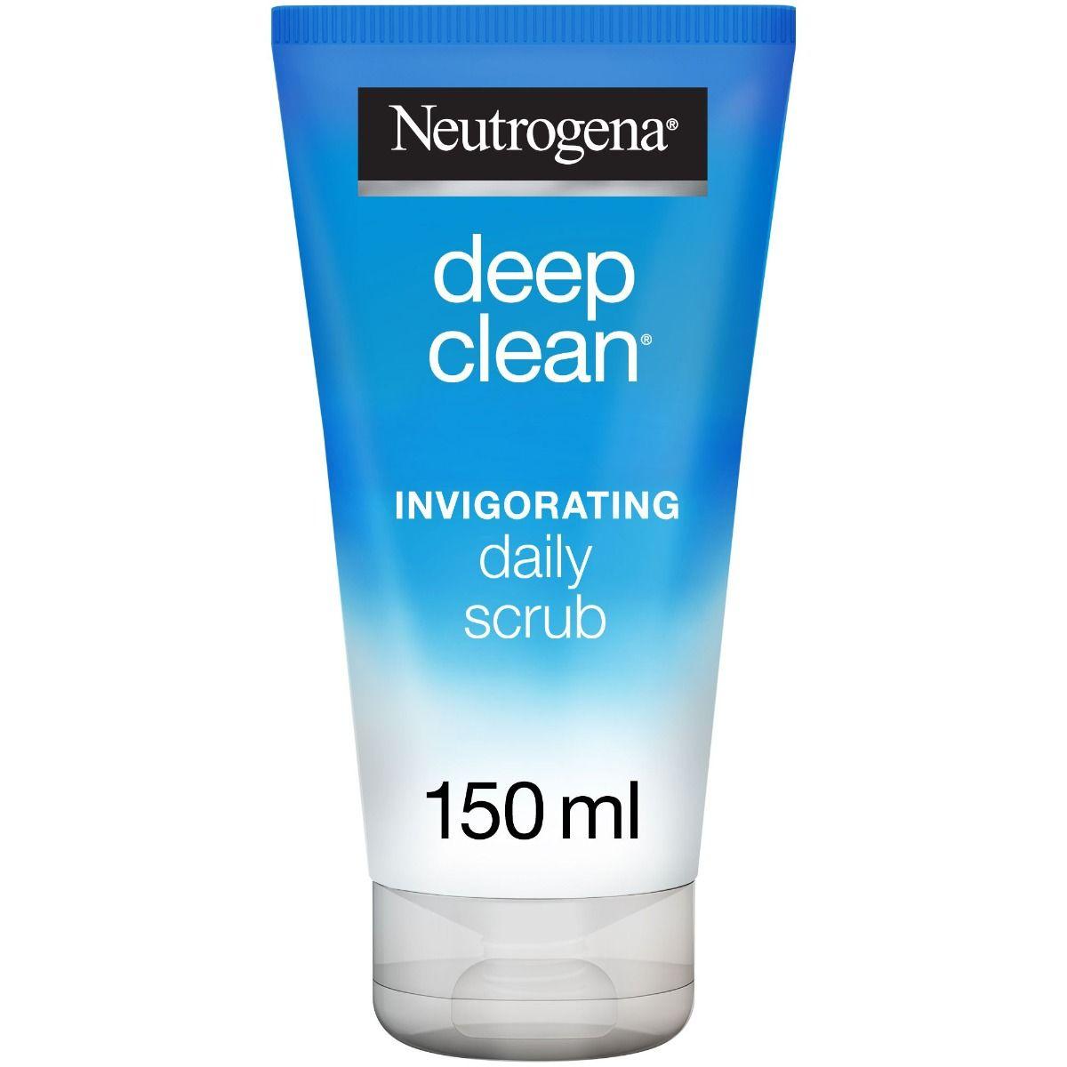 neutrogena deep clean
