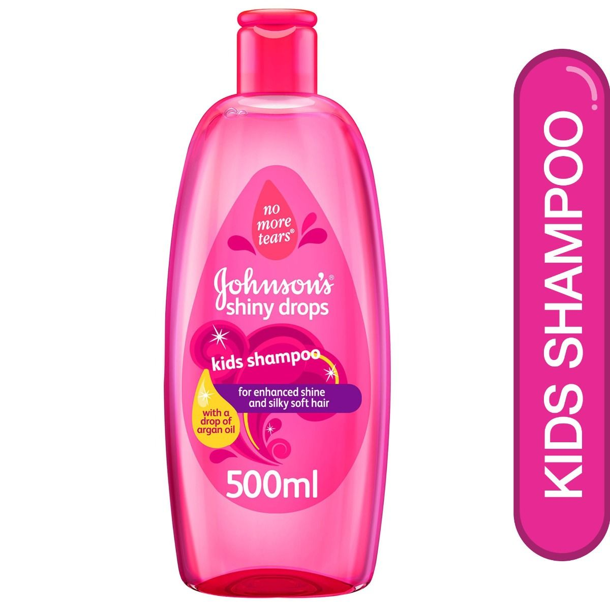Buy Johnson S Shiny Drops Kids Shampoo 500ml Online At Best Price In Pakistan Naheed Pk