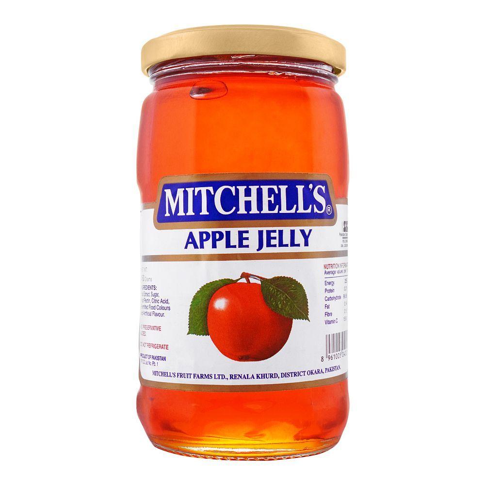 Mitchell's Apple Jelly, 450g