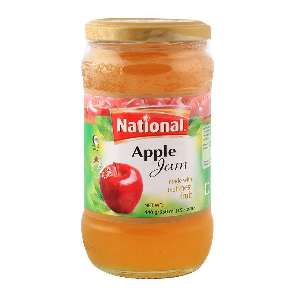 National Apple Jam 440gm