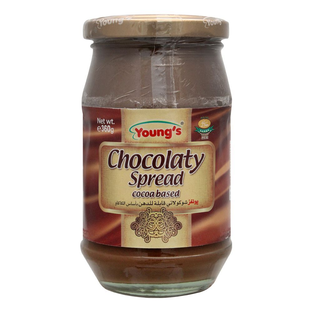 Young's Chocolaty Spread, 380g