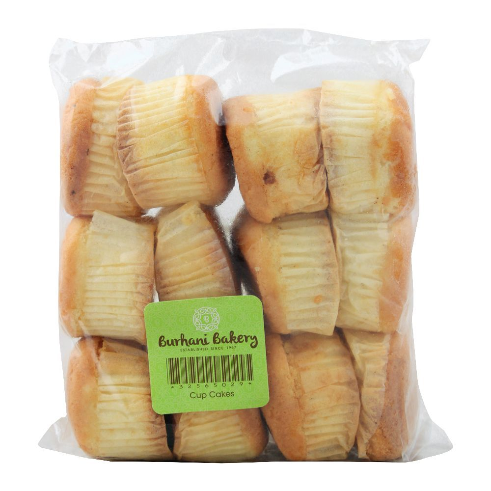 Burhani Bakery Cup Cakes