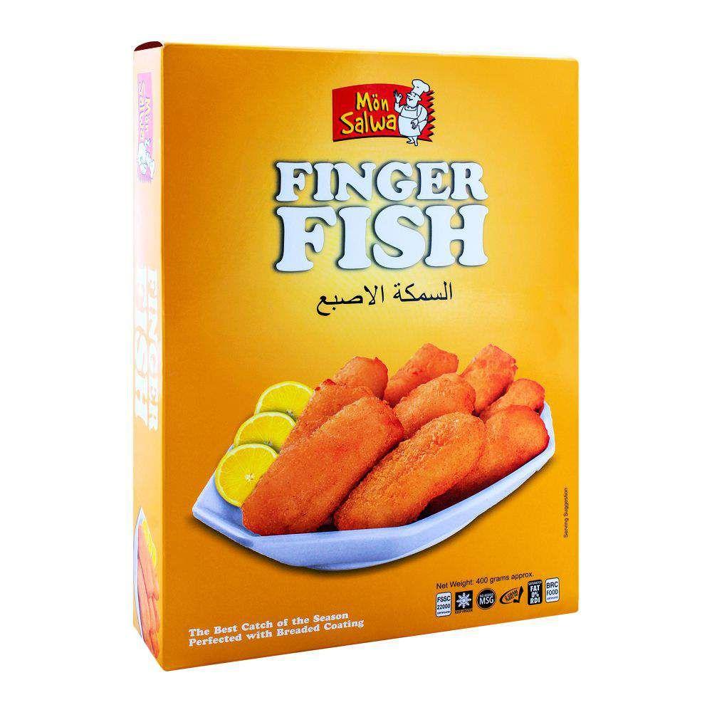 MonSalwa Fish Finger 400g