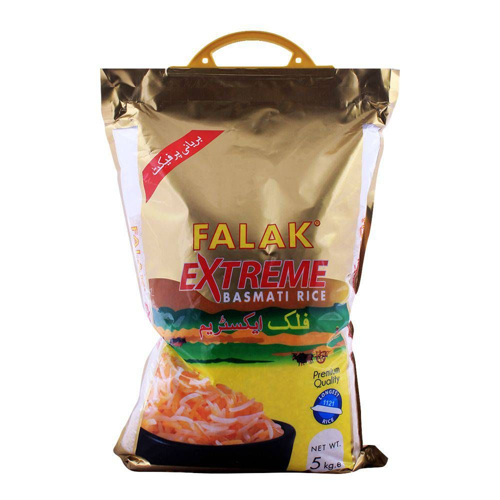 Falak Extreme Basmati Rice 5 KG