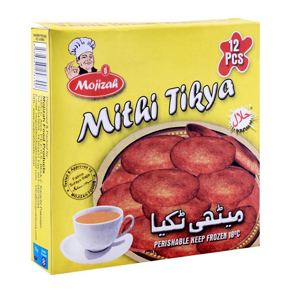 Mojizah Meethi Tikia, 12 Pieces