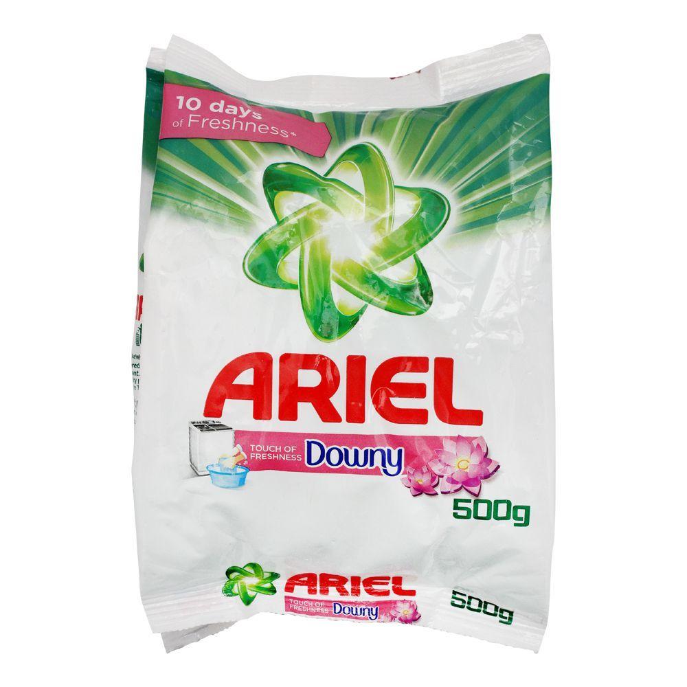 Ariel Touch Of Freshness Downy Washing Powder, 500g