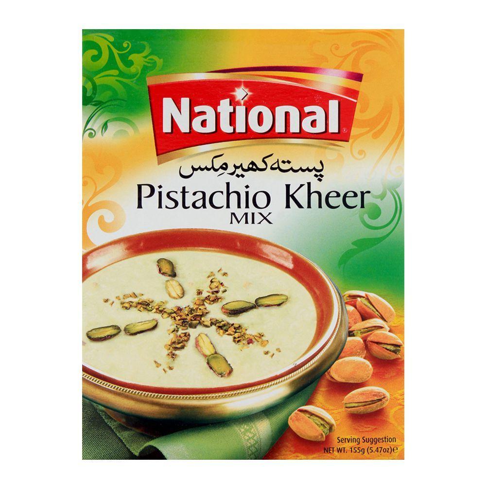 National Pistachio Kheer Mix 155gm