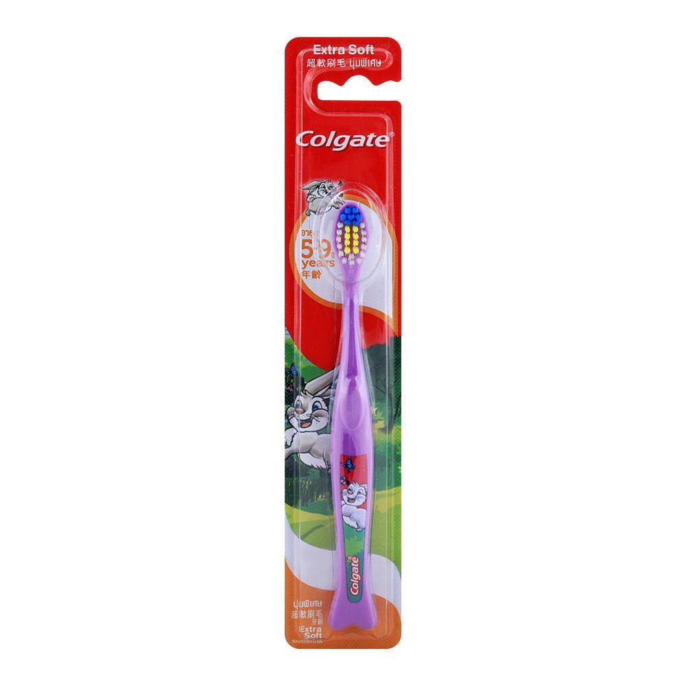 Colgate Kids 5-9 Extra Soft Toothbrush