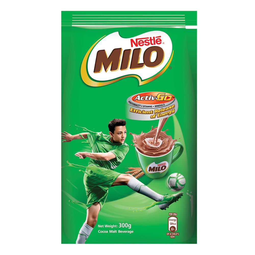 Milo Powder, Pouch, 300g