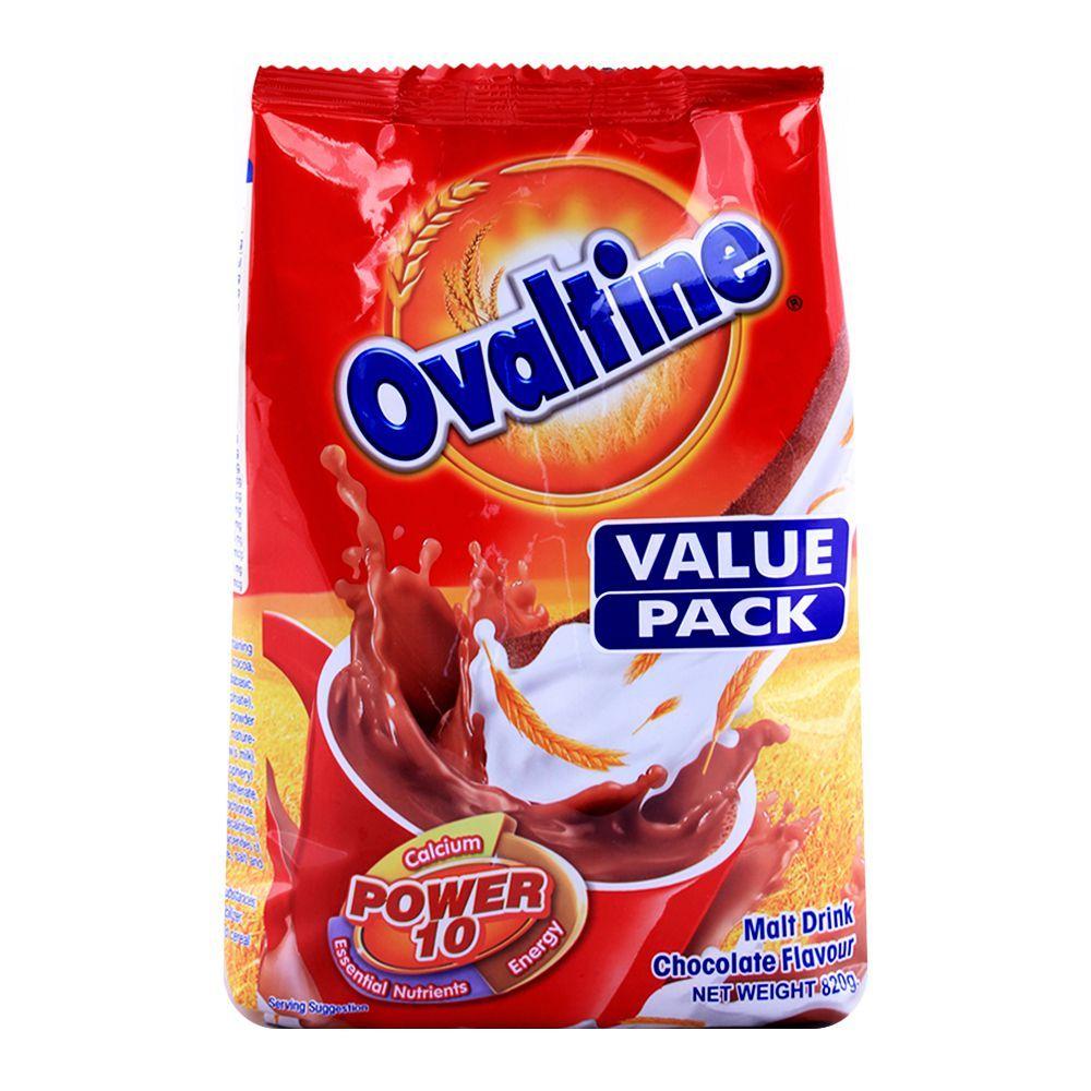Ovaltine Malt Drink Value Pack 820g