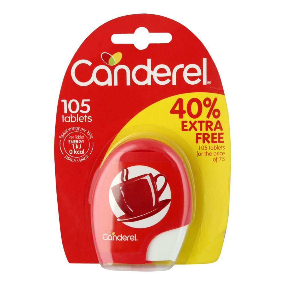 Canderel Sweetener, 105 Tablets