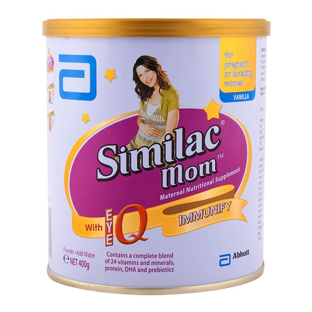 Similac Mom IQ 400gm