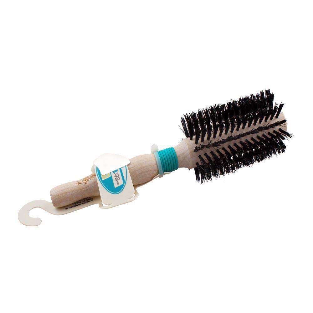 Mira Hair Brush, Round Shape, No. 201