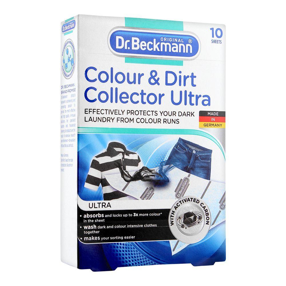 Dr. Beckmann Colour & Dirt Collector Ultra, 10 Sheets