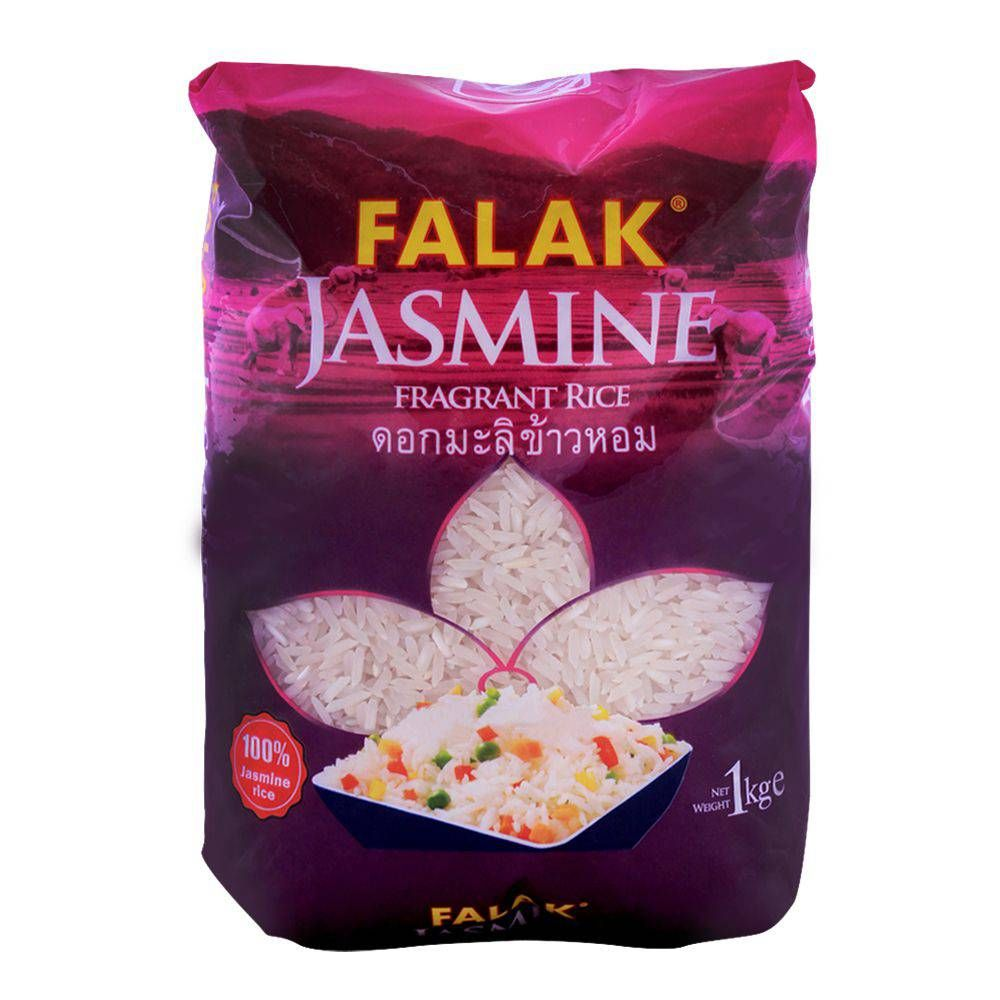 Falak Jasmine Fragrant Rice 1 KG