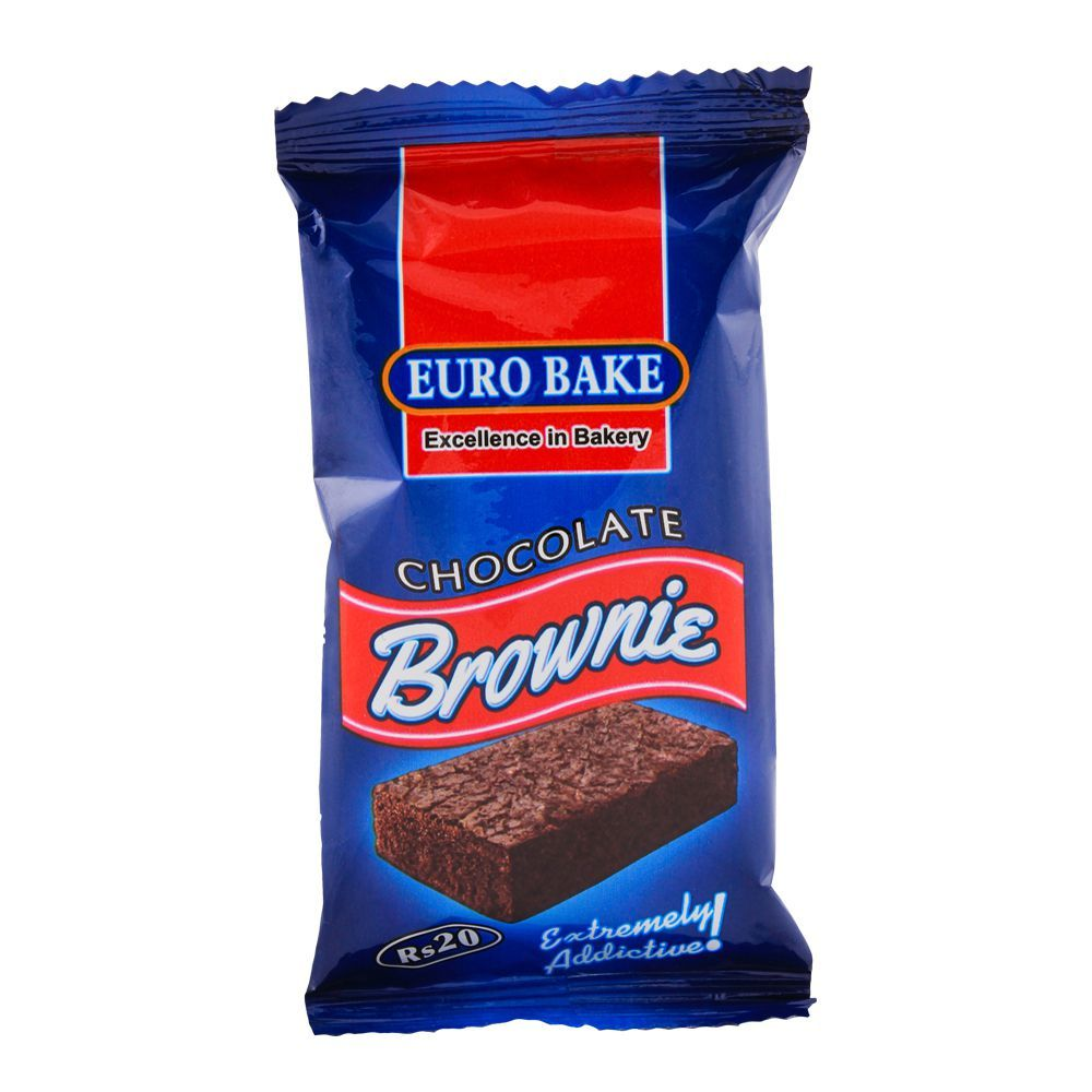 Euro Brownie Chocolate 30gm