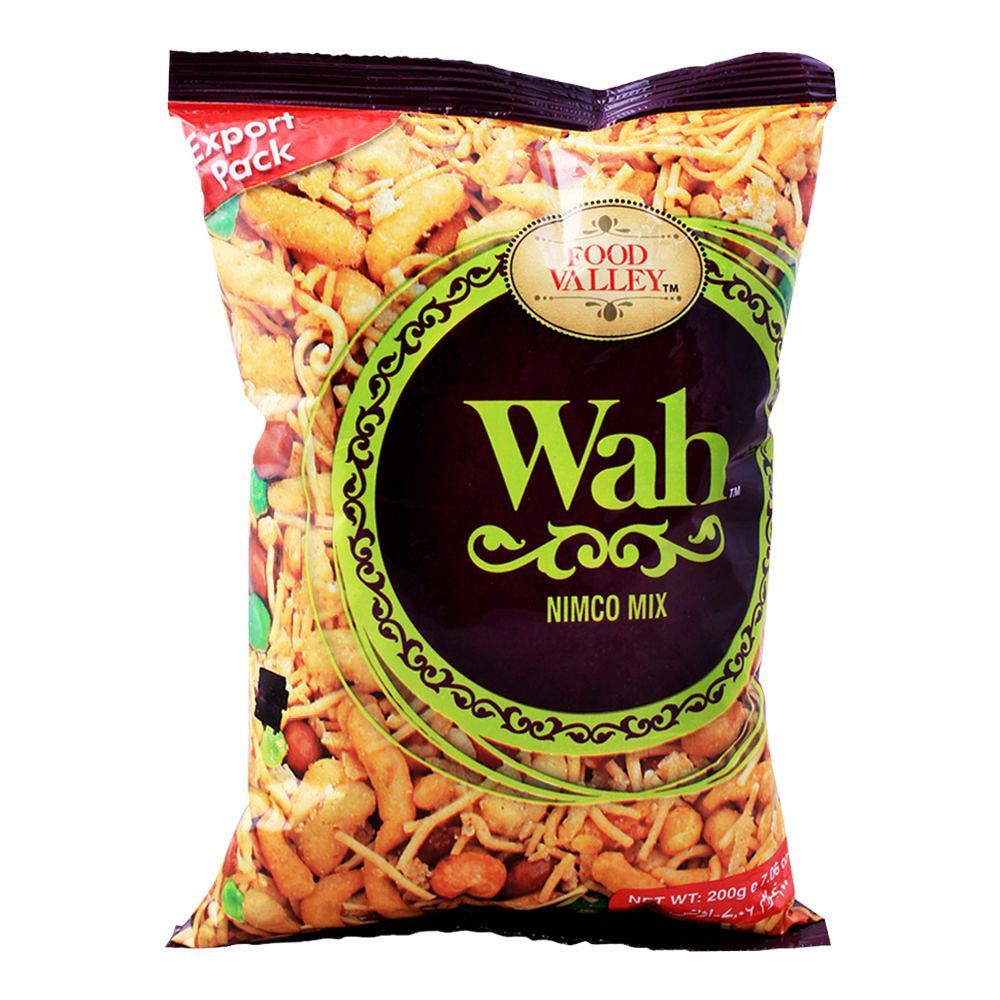 Wah Nimco Mix, 200g