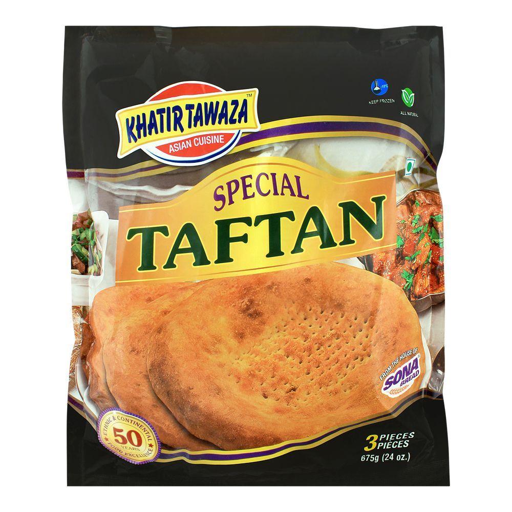 Khatir Tawaza Frozen Special Taftan, 3-Pack