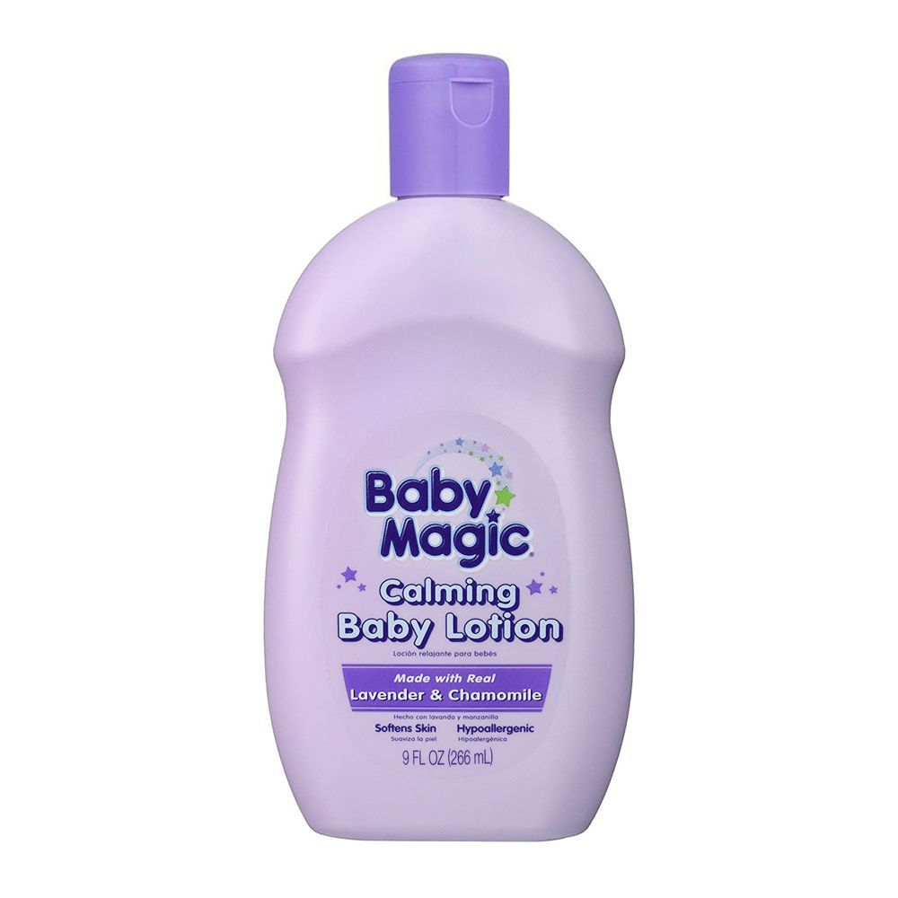 Baby Magic Calming Baby Lotion, Lavender & Camomile, 266ml