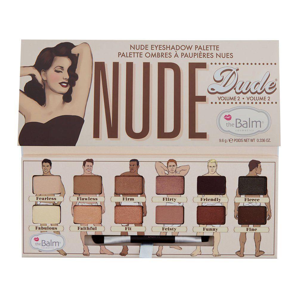 PALETTE THROWBACK | theBalm Nude Dude Eyeshadow Palette