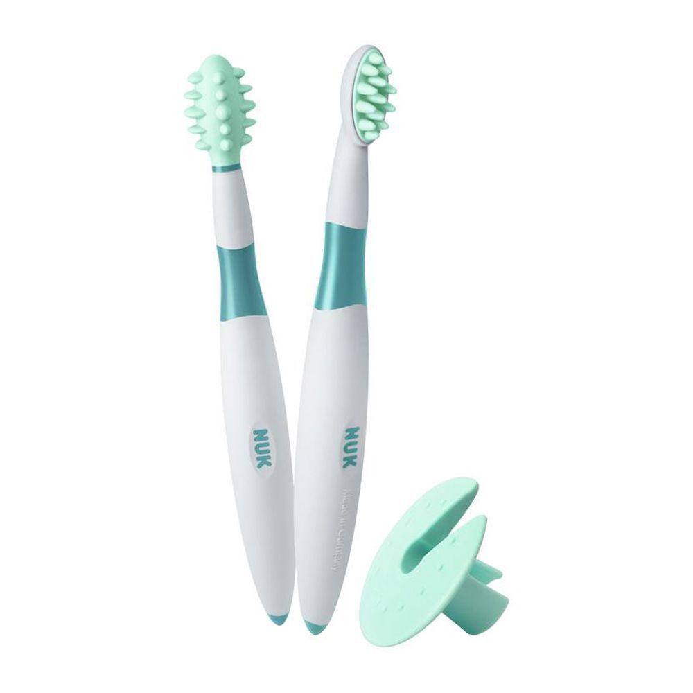 Nuk Training Toothbrush Set, 6m+ 10256205