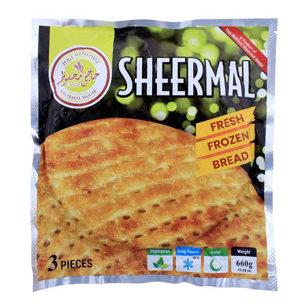 Haji Mehfooz Frozen Sheermal, 3 Pieces, 660g