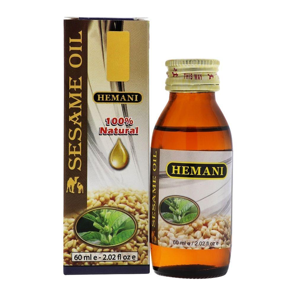 Hemani Sesame Oil 60ml