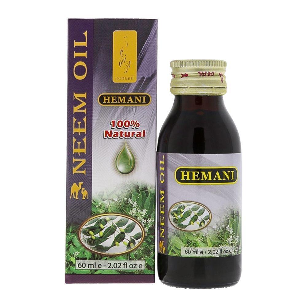 Hemani Neem Oil 60 ml