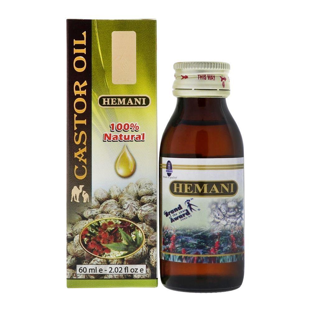 Hemani Castor Oil 60ml