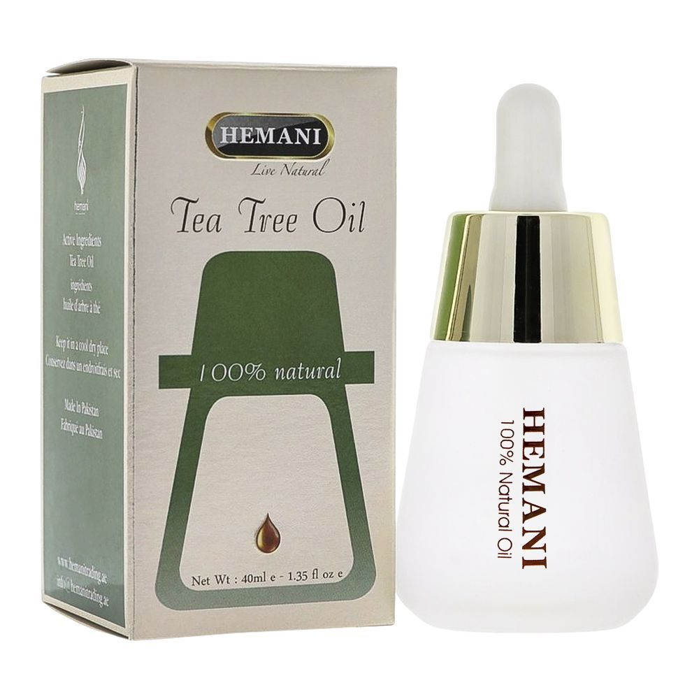 Hemani Tea Tree Oil 40 ml